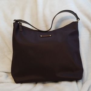 RARE Kate Spade Nylon Purse with Leather Strap